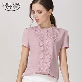 7edce0f7c Blusas Elegantes Para Dama
