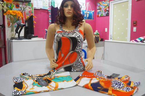 blusas fashion para dama