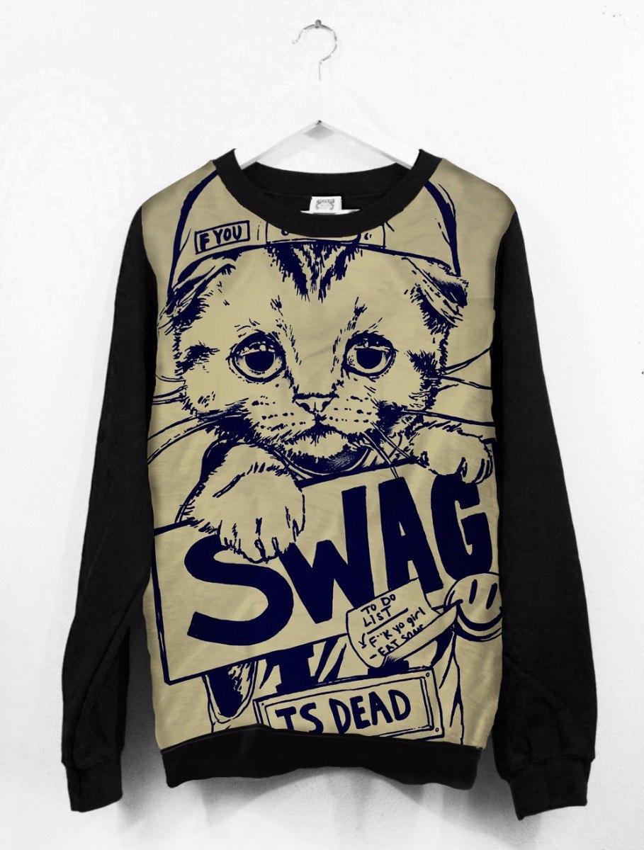 blusas femininas gato de bone smile gatinho tumblr swag. Carregando zoom. 0ad79bfeddb16