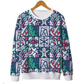 0042039df1 Blusa Camisa Social Feminina Plus Gg Natal Reveillon 2503. 1. 36 vendidos -  São Paulo · Blusas Femininas Moletom Estampa Natalina Natal Tumblr Mt