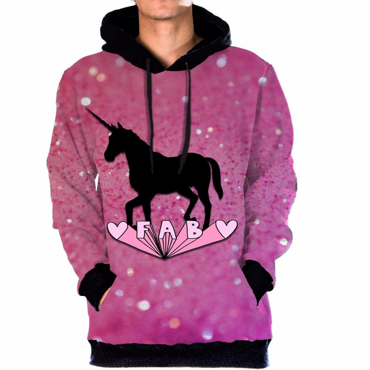 97e5a7b4b blusas femininas moletom tumblr glitter unicornio rosa fofo. Carregando zoom .