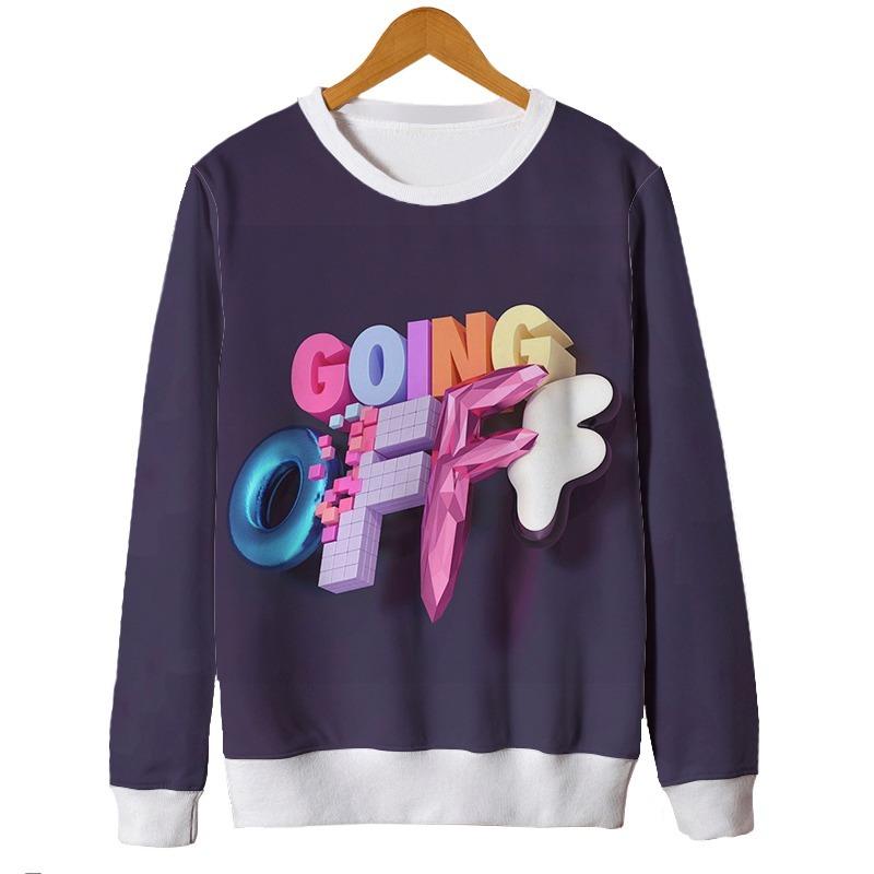 Blusas Femininas Moletom Tumblr Going Off Modern Cool Swag   R$ 120,90 Em  Mercado Livre