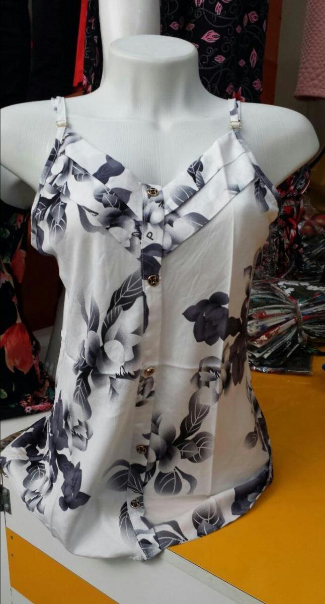 e0000c6f89 blusas femininas regata tecido viscose kit com 6 peças. Carregando zoom.