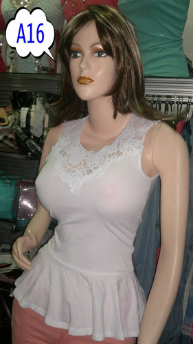 blusas franelillas de dama importadas