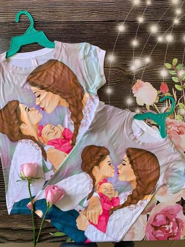 blusas mamá y hija