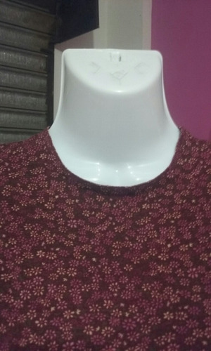 blusas manga sisa paquete x 3