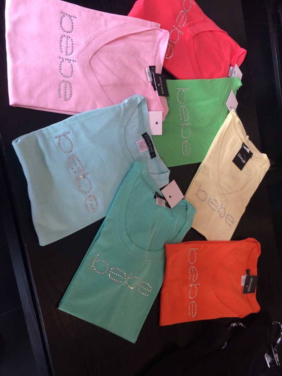 Blusas Marca Bebe -   450.00 en Mercado Libre c637558c6bbf