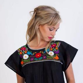 b1557c821 Blusas Bordadas De Yucatán Para Fiestas Patrias Mexicanas - Ropa ...