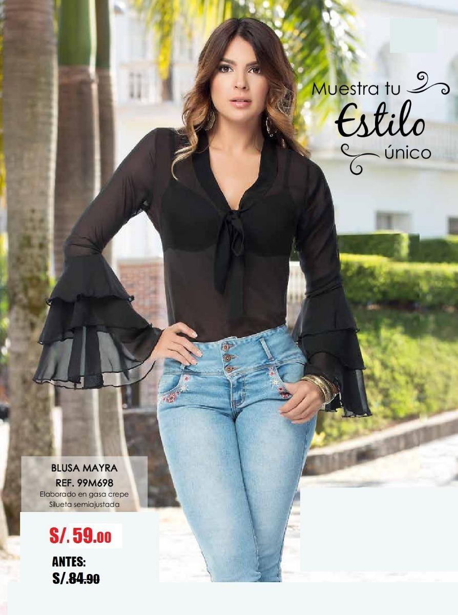 Blusas Modelos Exclusivos Ropa De Mujer Importada