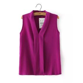 761280984c0 Kiabi Blusa Casual Tela De - Blusas para Mujer en Mercado Libre Colombia