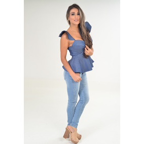 357e56f2cb Jeans Baxter Para Dama - Blusas para Mujer en Mercado Libre Colombia