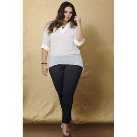 f1da27e73a6b3 Blusa De Fiesta Para Gordita - Blusas de Mujer en Mercado Libre ...