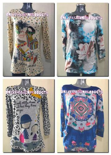 blusas mujer ropa