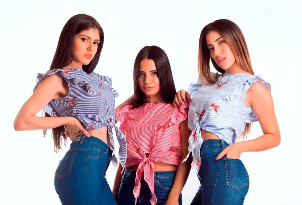 442885aa7 Blusas Para Dama Moda Olanes Vuelos Lazo.. Mayoreo Y Detal ...