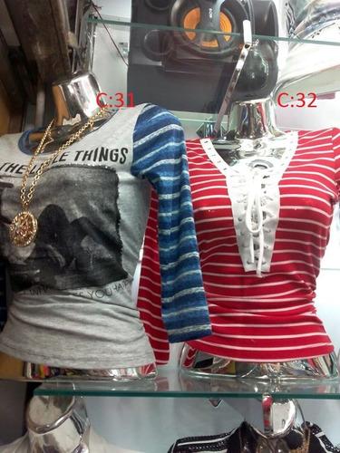 blusas para damas. importadas