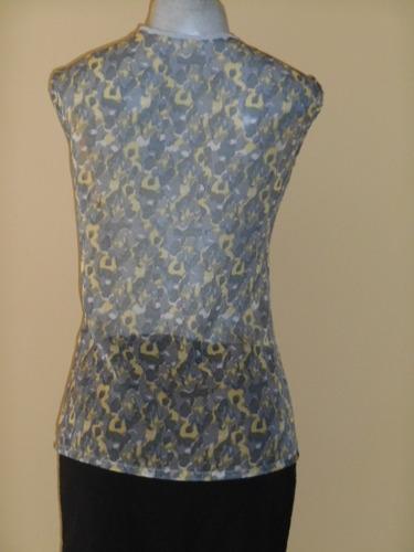 blusas para gorditas de chiffon franelas y seda  s m l xl
