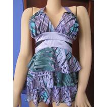 Hermosa Blusa De Vestir - Marca: Xoxo