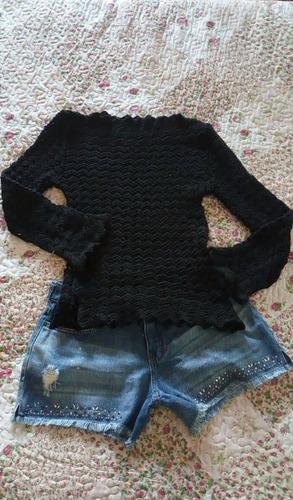 blusas roupas longa