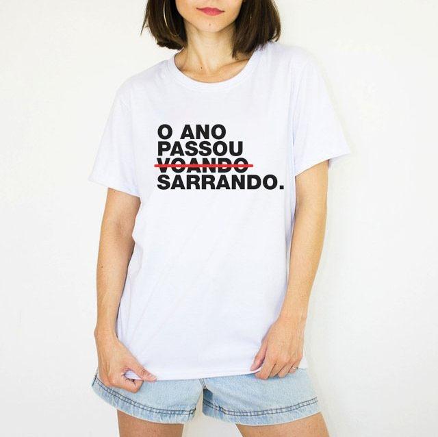 Blusas Sarrada O Ano Passou Sarrando Blusas Frases Tumblr R 5900