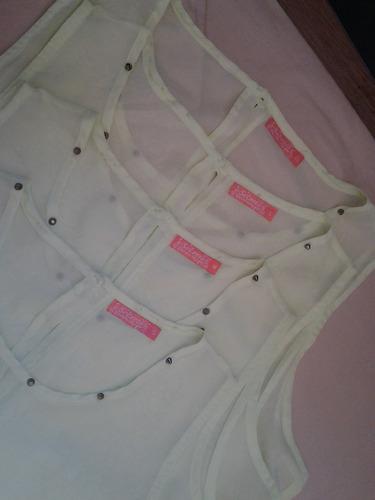blusas transparentes para damas, talla s hasta xl