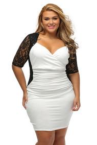 Blusas Vestidos Ropa Para Gorditas Tallas Extra 172