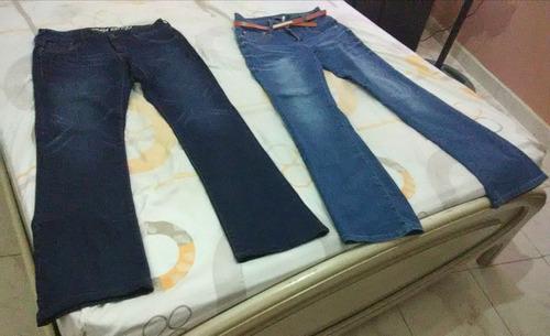 blusas y jeans para damas