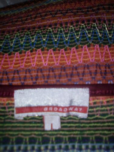 blusa/top broadway importado.