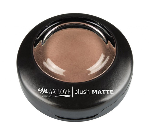 blush matte micronizado max love
