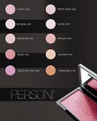 blush o rubor personi