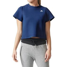 d70b7f5d595 Conjunto Cropped Adidas Feminino - Calçados