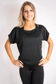ac365e397 Blusinha Fitness Academia Plus Size Malhação Ombro A Ombro