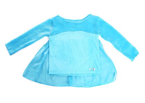 blusinha lelois princesa do gelo