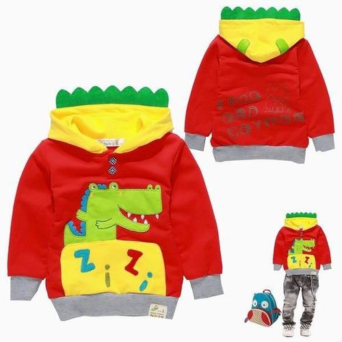 blusão infantil em moletinho  - produto importado