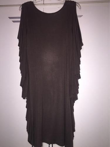 blusón vestido importado elegante talla m-l importado
