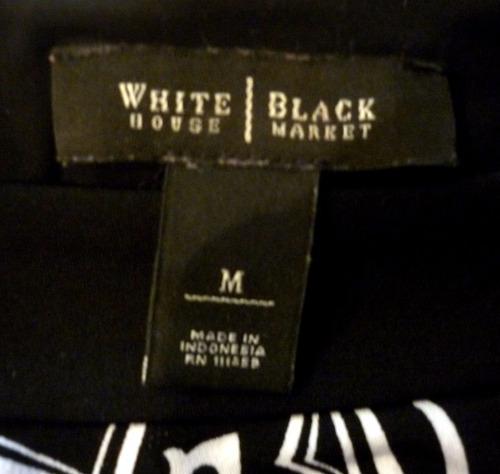 blusón white house black market - fashionella - m t9y5