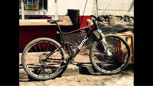 bmc fs01 xtr 1x 11, no trek no specialized