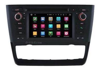 bmw 1 series e81 e82 e88 coches reproductor de dvd radio gps