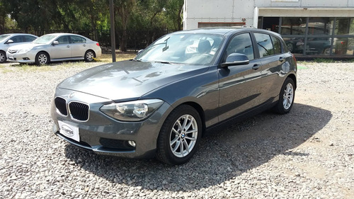 bmw 116 1.6 twin turbo 2013 automatico full      impecable