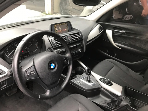 bmw 116i 1.6 turbo gasolina automático 2013