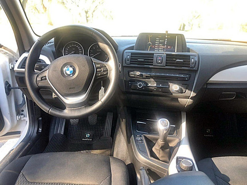 bmw 116i urban mt 2014