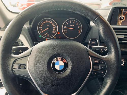 bmw 118i 1.6 16v turbo gasolina 4p aut