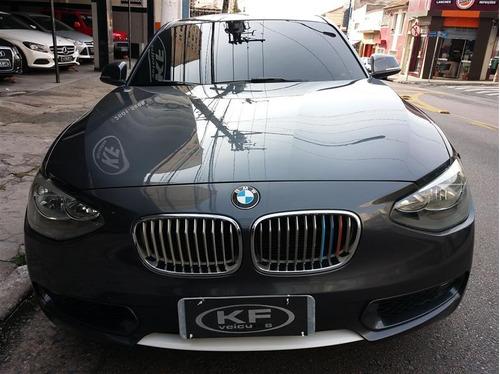 bmw 118i 1.6 16v turbo gasolina 4p automático 2012/2012