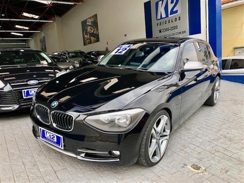 bmw 118i 1.6 sport gp 16v turbo gasolina 4p automático 2011/
