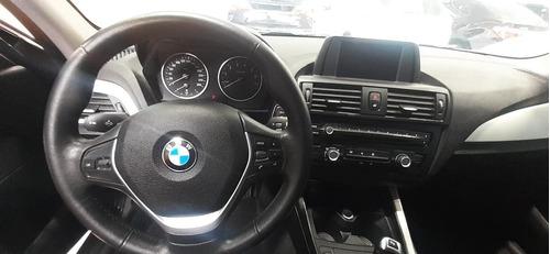 bmw 118i 1.6 sport gp 16v turbo gasolina 4p automático