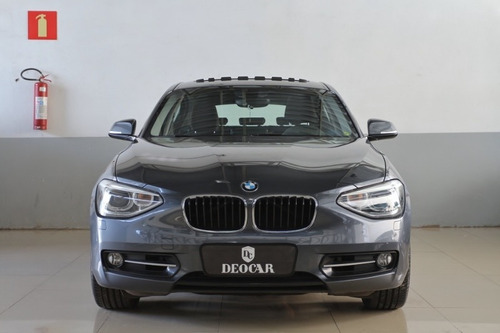bmw 118i  1.6 turbo aut. 5p 170hp 2014/2015