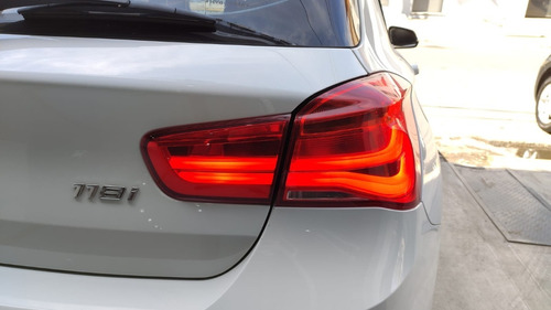 bmw 118i  active  impecable unico dueno año 2017  wb