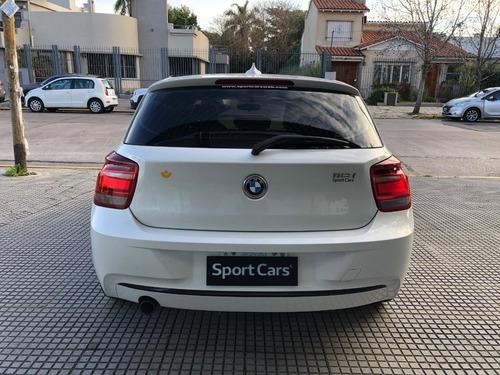 bmw 118i sport 2013 52000km sport cars