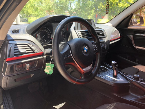 bmw 118i sport at mod2013 financio / permuto u$s17.000.