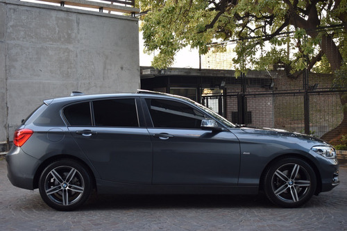 bmw 118i sport at8 2017 17.000 kms
