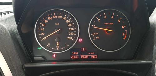 bmw 118i urban 1.6 turbo 2012